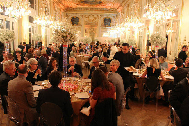 AFMO celebrates the Musée d'Orsay's 30th anniversary inside the museum