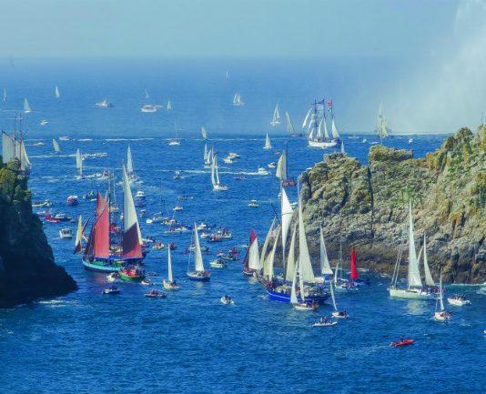 Sailing regattas in Brittany