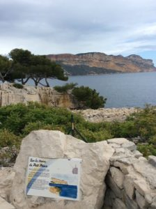 Hiking around Cassis