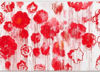 Blooming, Cy Twombly