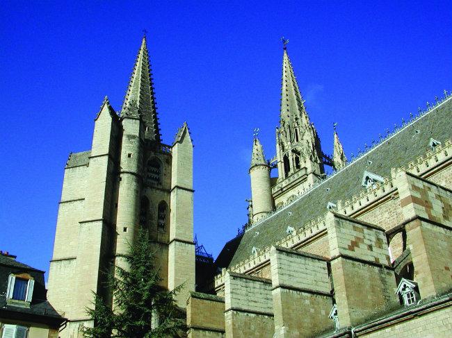Cathédrale Notre-Dame et Saint Privat in Mend