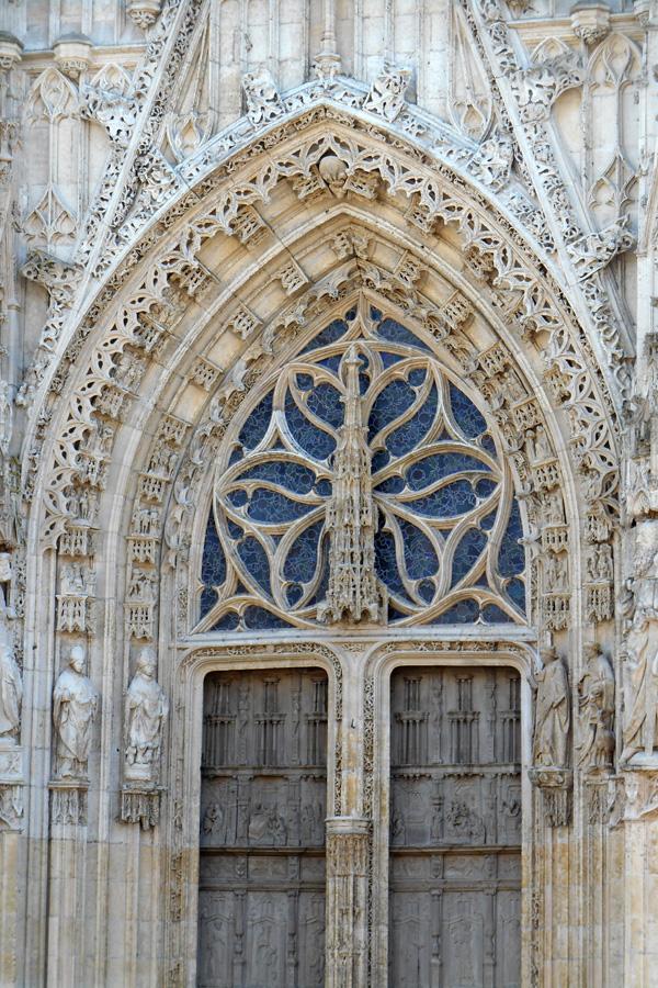 Facade of Abbeville, photo: Nigelle de Visme