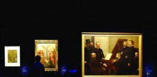 Henri Fantin-Latour at the Musée du Luxembourg