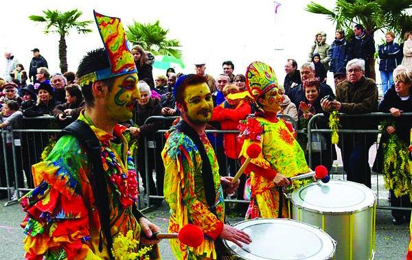Mimosa Festival