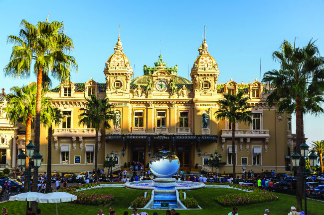 The Monte-Carlo Casino