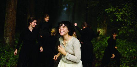 Musician-turned-actress Soko plays Loie Fuller in La Danseuse