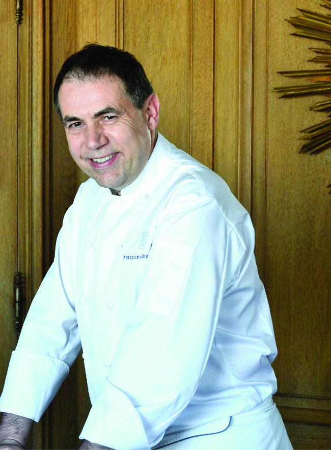 Chef Philippe Labbé, La Tour d'Argent