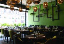 Juvia restaurant