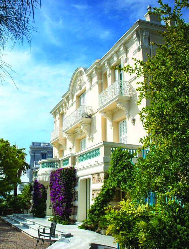 Villa les Camelias
