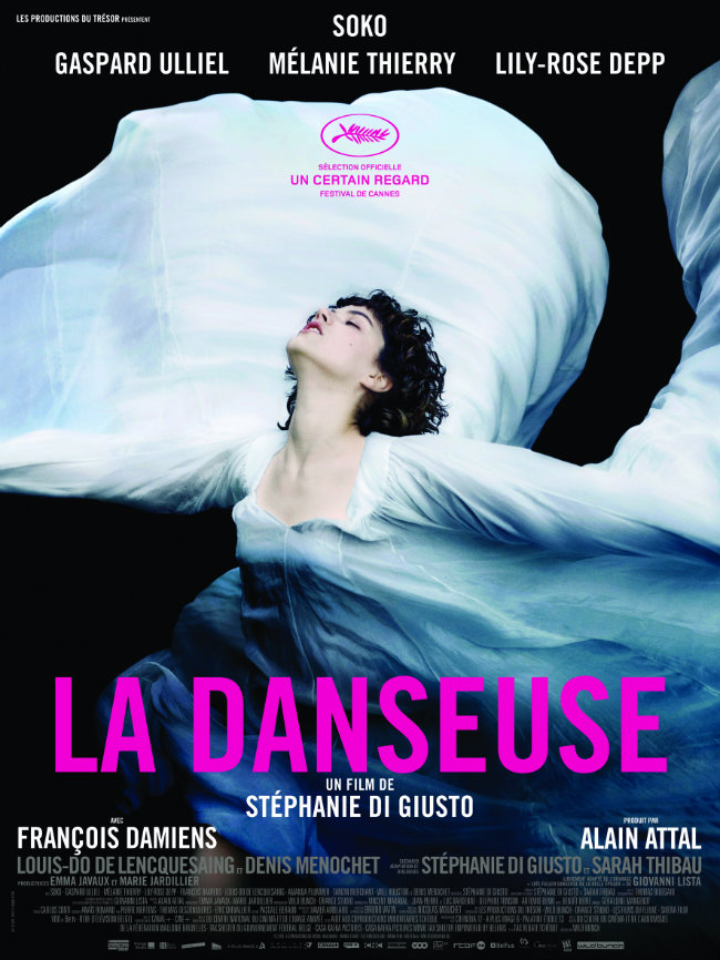 La Danseuse, directed by Stéphanie Di Giusto