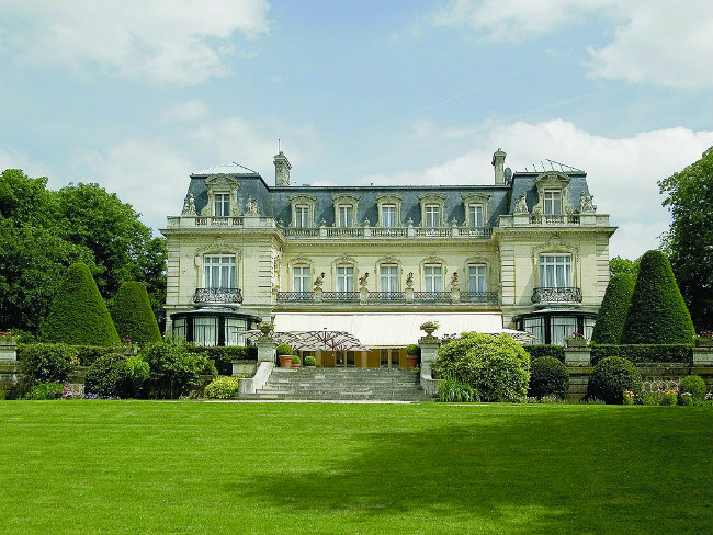 Restaurants hotels where to stay and eat in champagne for Restaurant le jardin 95