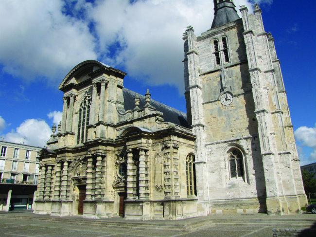 Notre Dame du Havre