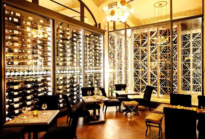 la cave des climats a fabulous new wine callar in paris. Black Bedroom Furniture Sets. Home Design Ideas
