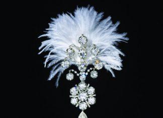 Turban ornament at the Grand Palais