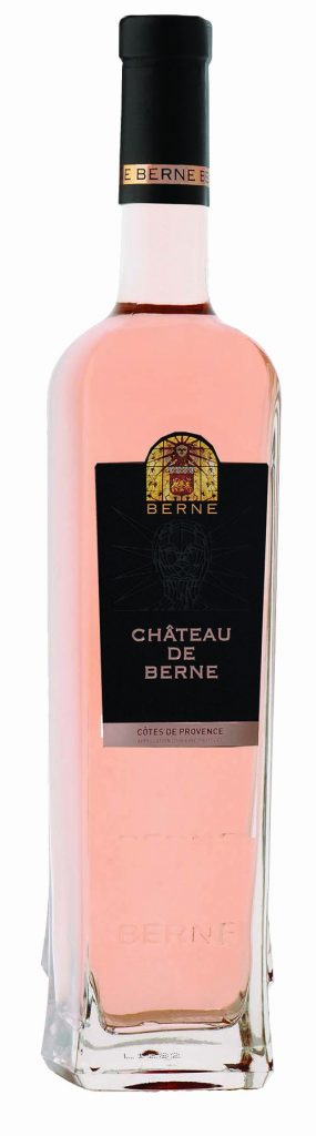 Time With Wine Ch 226 Teau De Berne Ros 233 When Summer Never Ends