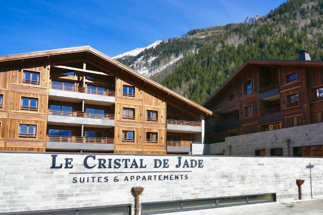 Le Cristal de Jade, Chamonix