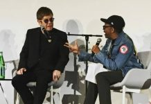 "Elton John and Spike Lee discuss ""The Cut"" at Cannes Film Festival."
