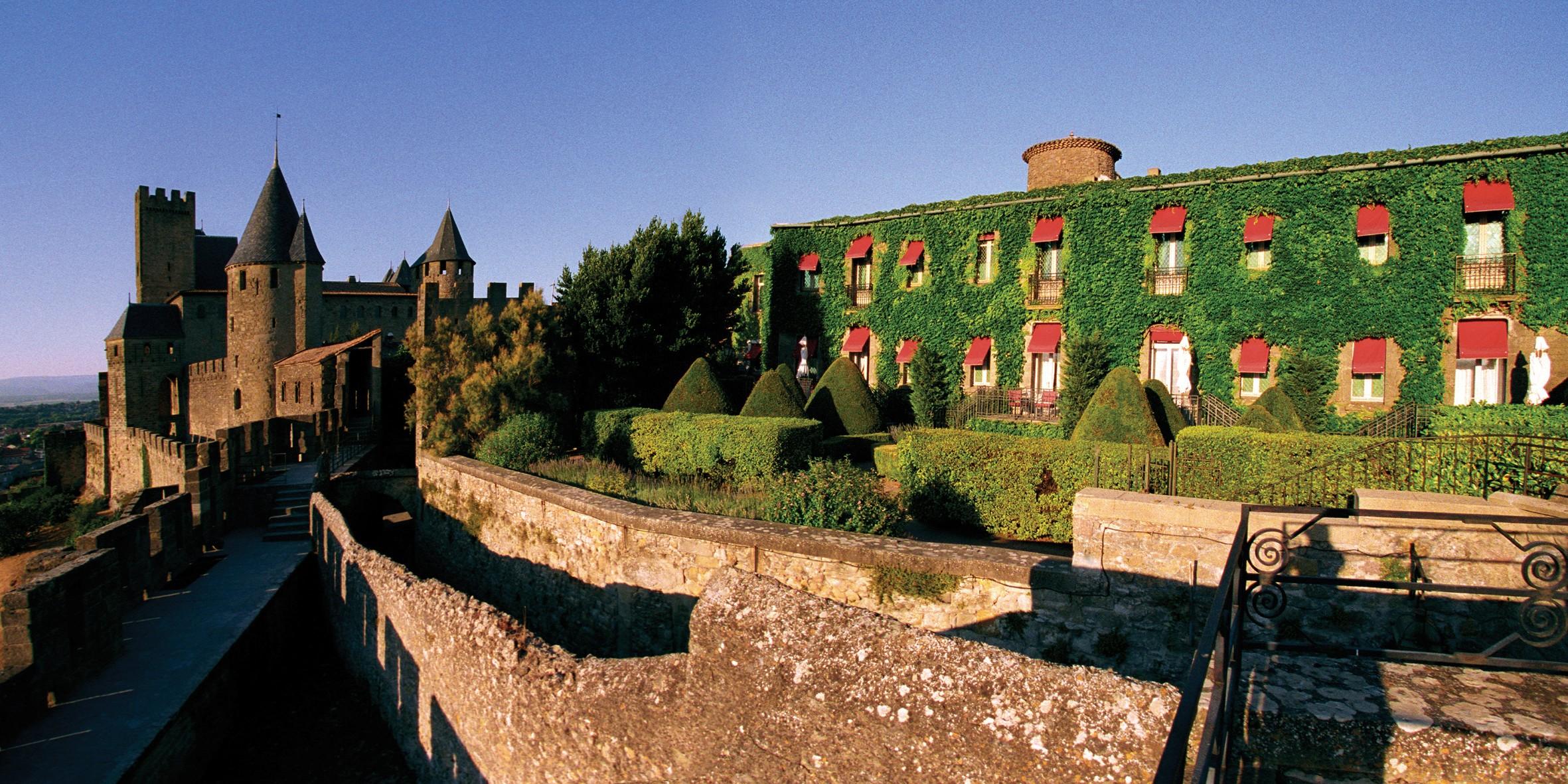 Hôtel de la Cité de Carcassonne #MGallery + Vidéo
