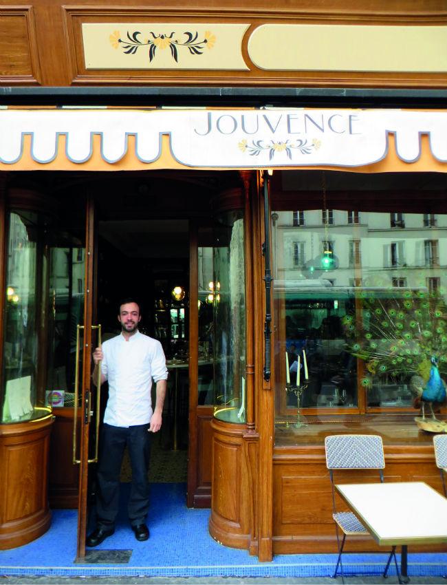 Jouvence restaurant