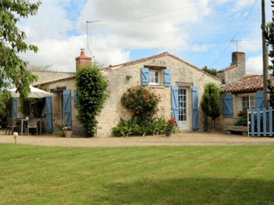 Le Cottage Bleu, Vendée Holiday,