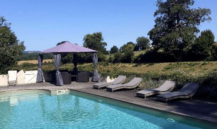 La Maison Bleue, Vendée Holiday