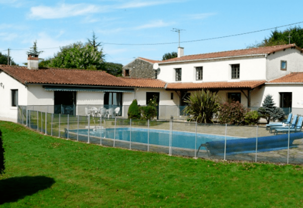 La Launiere Holiday Villa, Vendée Holiday