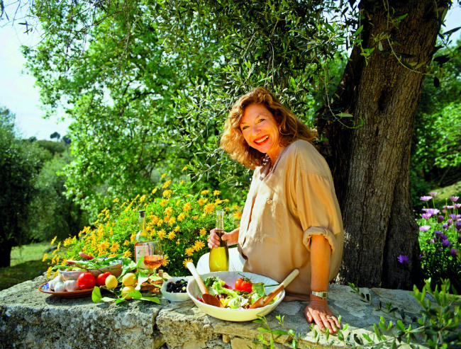 Interview with Author Carol Drinkwater about her New Novel, The Lost ...