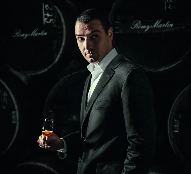 Cellar Master Baptiste Loiseau. Photo Rémy Martin  sc 1 st  FranceToday.com & The Young Face of Cognac: Baptiste Loiseau Cellar Master at Rémy Martin
