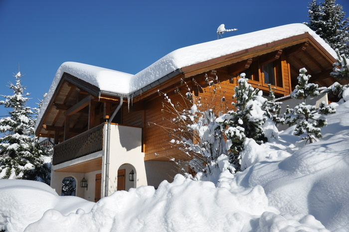 ski chalet holidays re invented