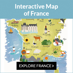 Map Sidebar Graphic France Today