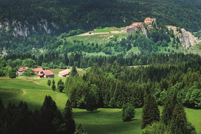 Travel in France: Discover Franche-Comté, The Land of Plenty