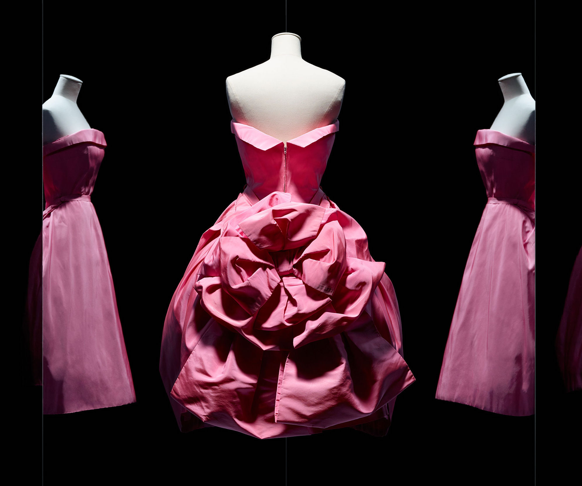 Christian Dior, Opéra Bouffe gown, Haute Couture, Fall-Winter 1956 ...
