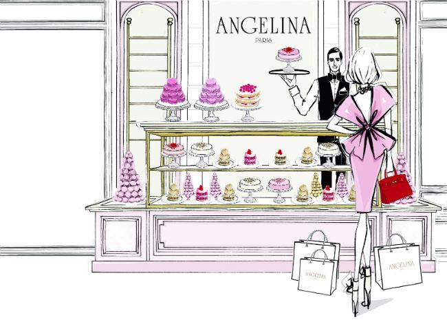8f8c31f405 Book Reviews: Paris Through A Fashion Eye by Megan Hess