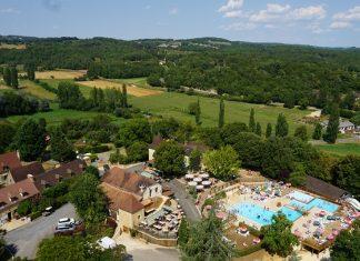 Les Grottes De Roffy: 4 Star Campsite In The Dordogne