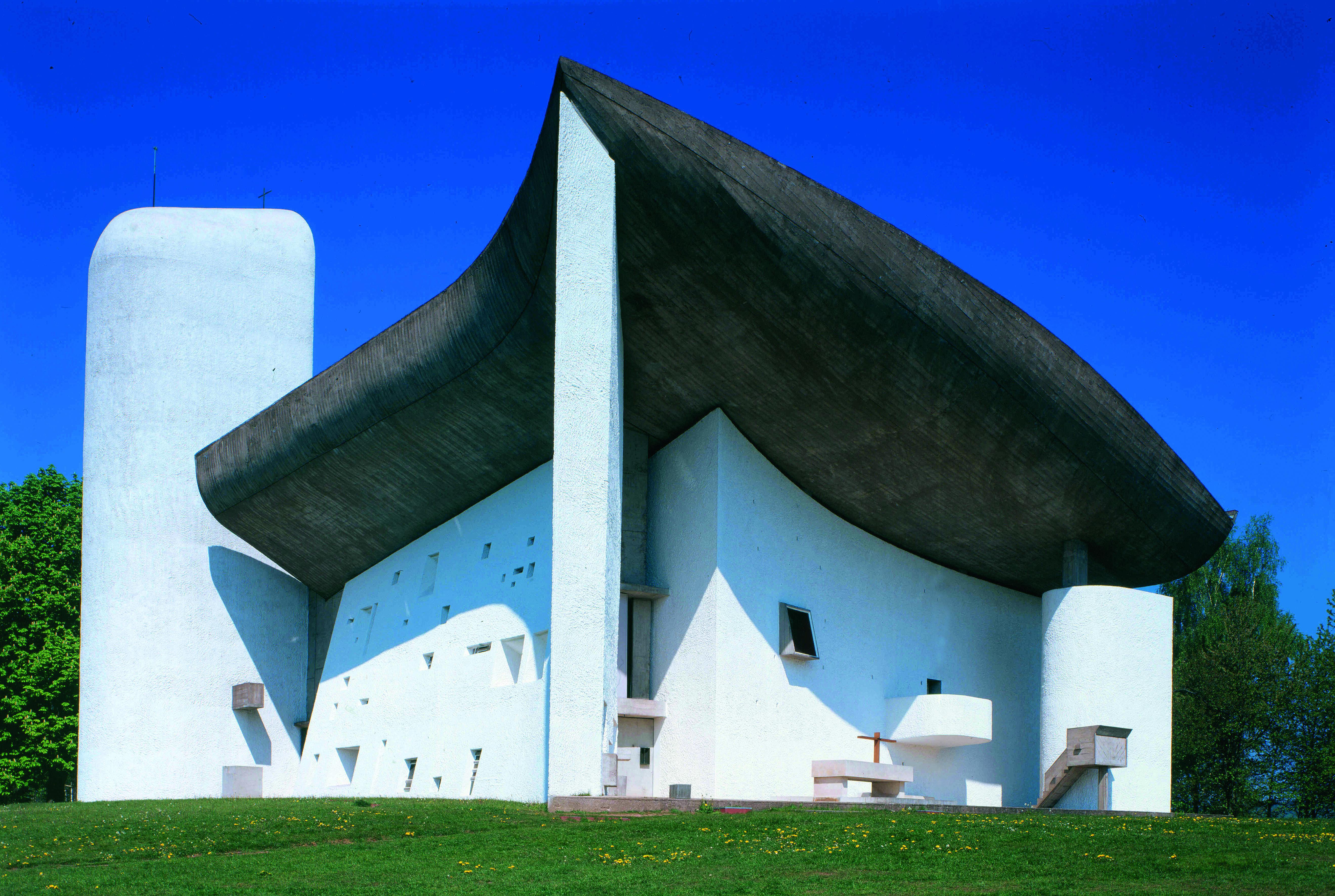 Le Corbusier Les 5 Points grand designs: le corbusier, the 20th century's most
