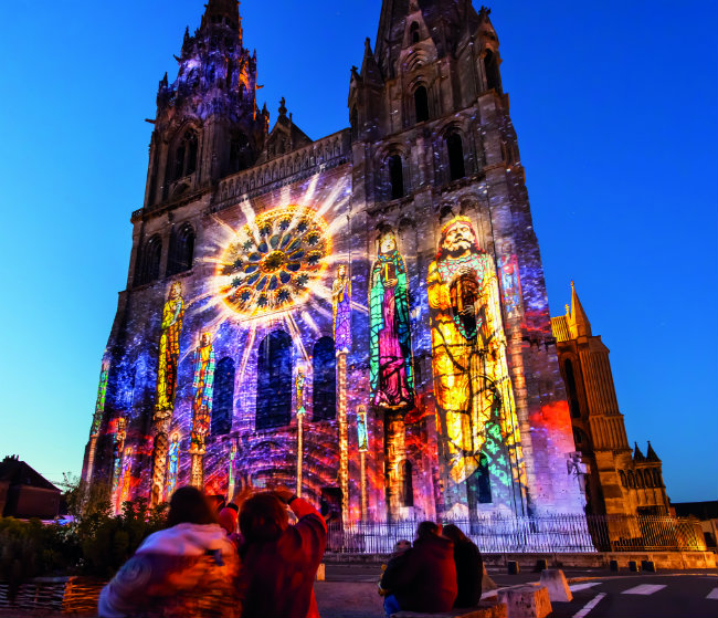 21st Century Chartres: The Famous Gothic Cathedral is ...