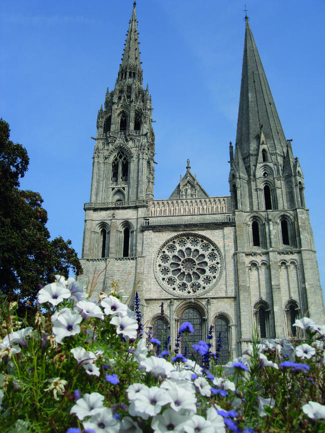 21st Century Chartres: The Famous Gothic Cathedral is Newly