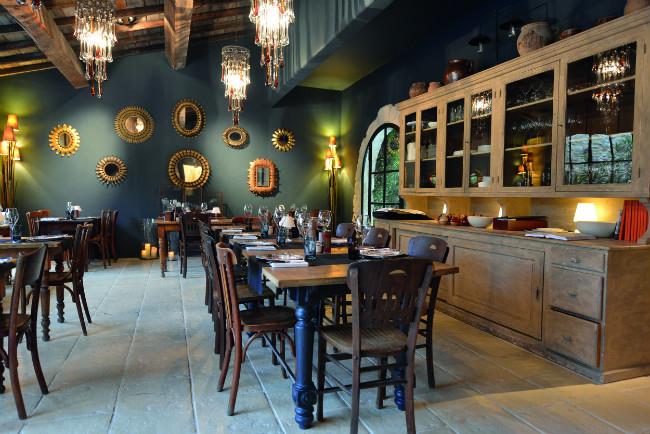 Restaurants In Provence La Table Du Hameau Paradou