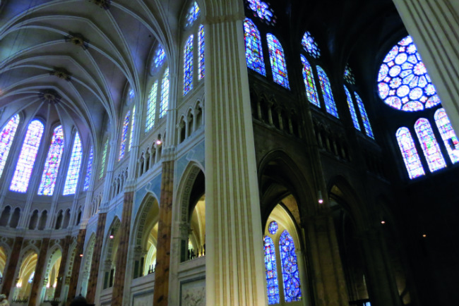21st Century Chartres The Famous Gothic Cathedral is Newly Restored