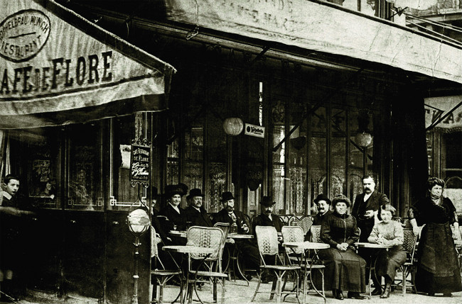 Cafe Flora Saint Germain Des Pres