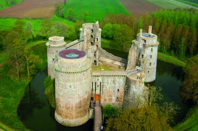 Château Fort de la Hunaudaye