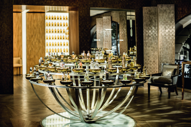 Scents And Sensibility Shopping For Bespoke Perfume In Paris