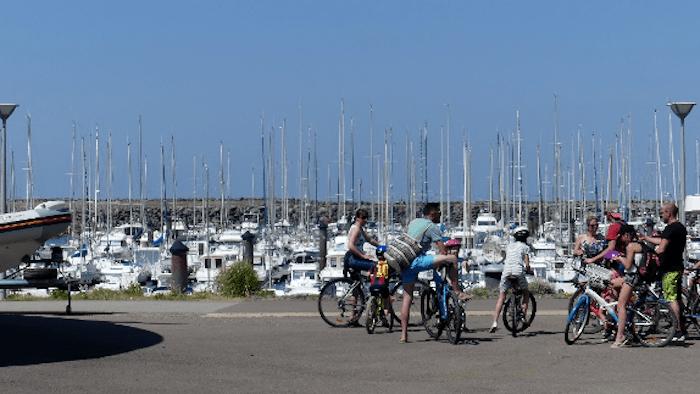 Vendée cycling