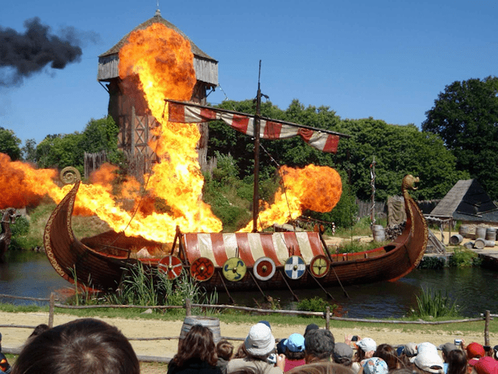 Puy du Fou Theme Park, Vendée