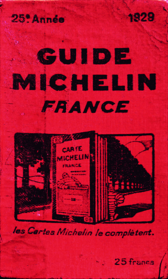 Guide To The Stars A Potted History Of The Michelin Guide