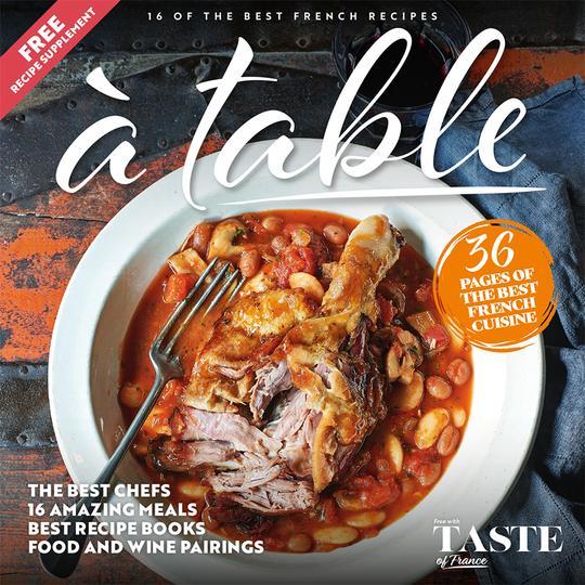Pre-order Taste of France Magazine