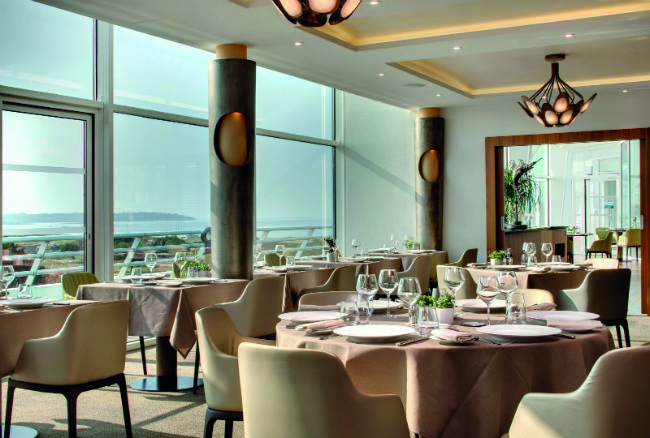 Restaurant Reviews Le Be At Miramar La Cigale In Brittany