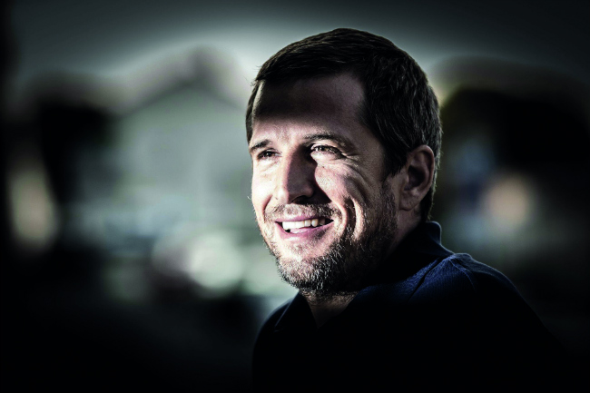 Guillaume canet the beach