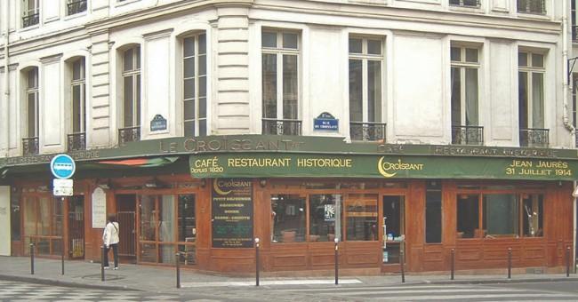 Read the Signs: Rue du Croissant in Paris