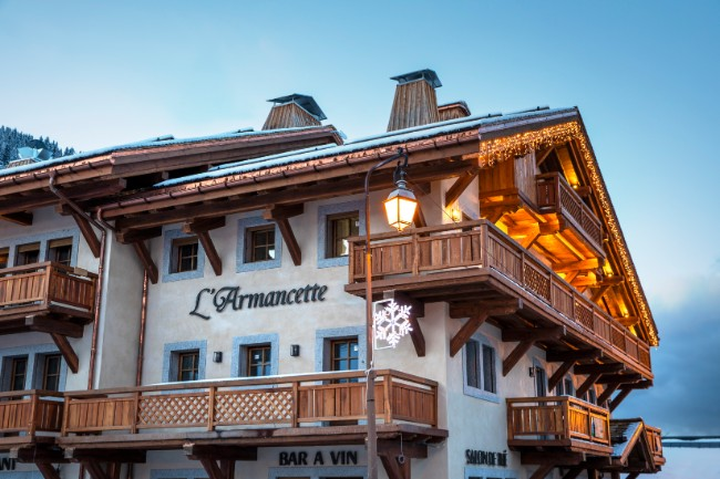 Where To Stay In The Haute Savoie The Armancette Hotel Spa